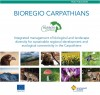 Cover BioREGIO Carpathians - Final Publication