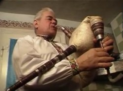 "Video ""Musicians and Carpathian traditions"""